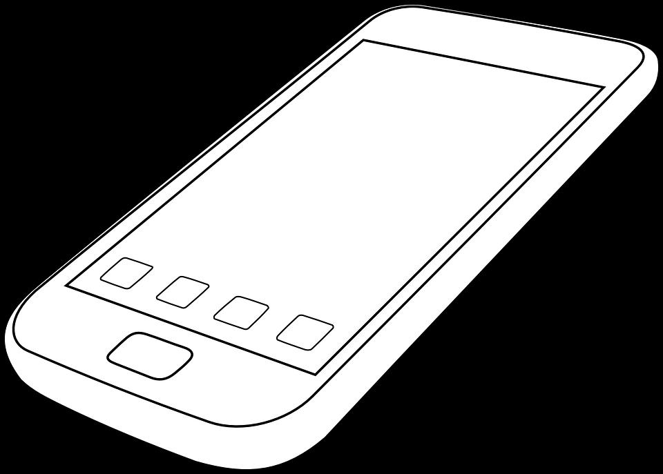 Раскраски на телефоне